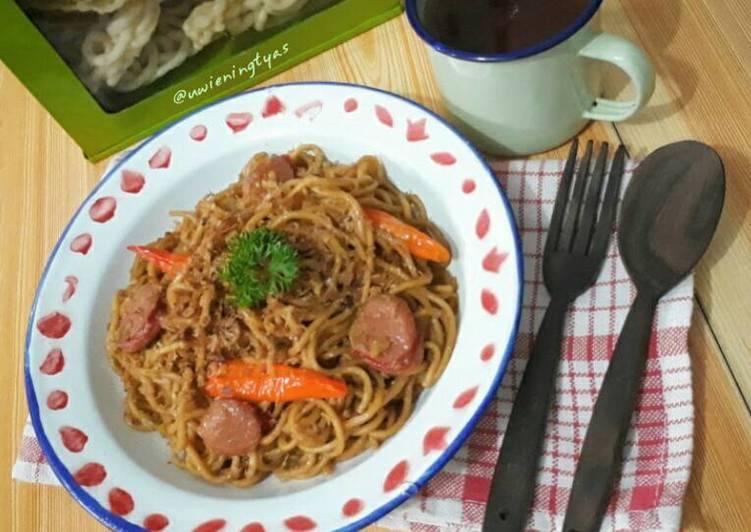 Resep Mie Goreng Jawa Oleh Fourdee Kitchen