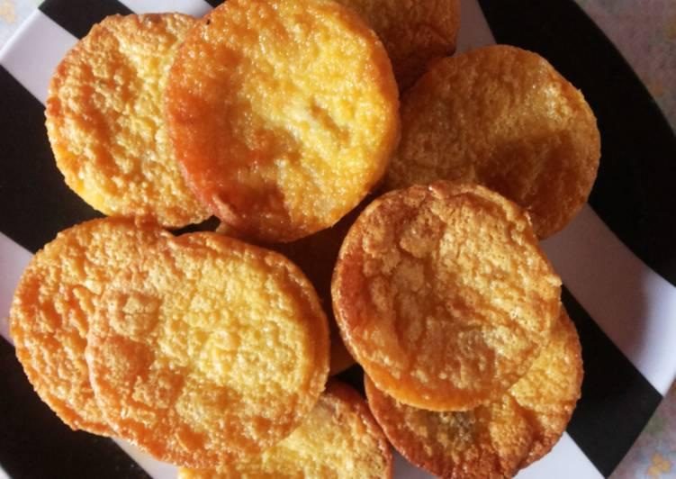 Resep Bingka kentang keju Oleh Annisa Indah Vuspita