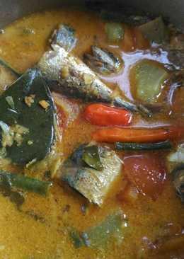 Ikan Kembung Kuah SANTAN ASAM PEDAS