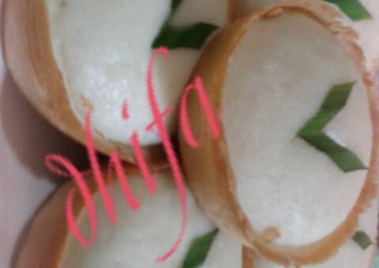 Resep Apem panggang jawa tanpa telur - Dhifa Andrifha