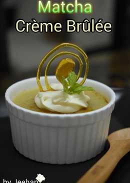 Matcha Crème Brûlée