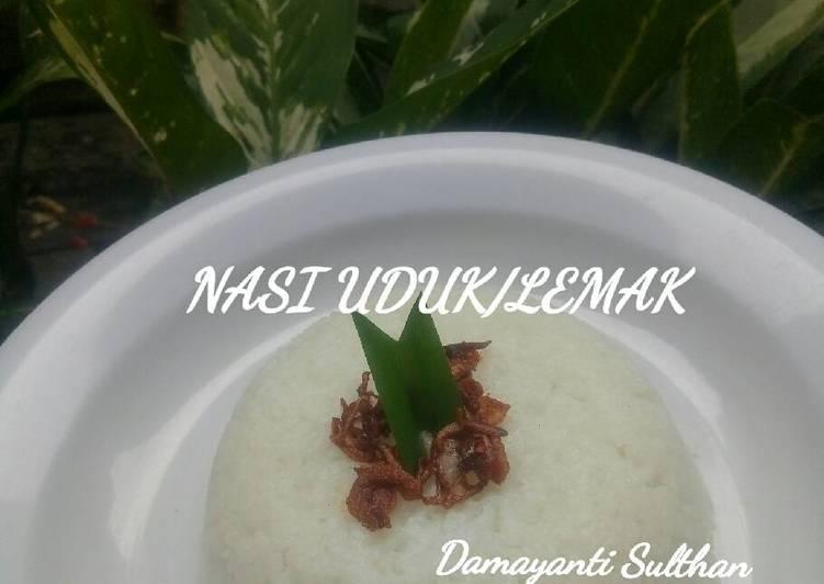 Nasi Uduk/Lemak
