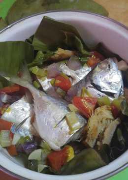 Ikan Kembung Kukus Praktis