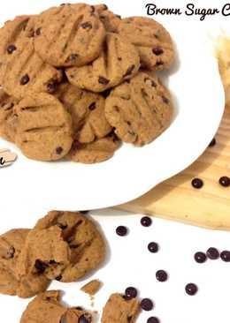 Brown sugar chocochips cookies #29