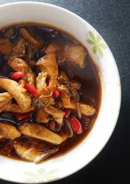 Ayam teriaki homemade (diet)