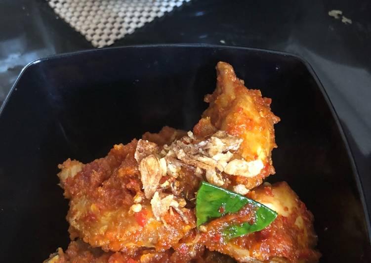 Ayam Pedas Manis #kamismanis