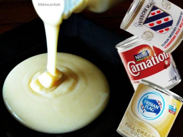 Membuat Susu Kental Manis/SKM Cuma 3 Bahan | Simple dan Anti Gagal