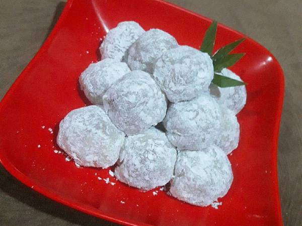 Mochi Kacang Mede