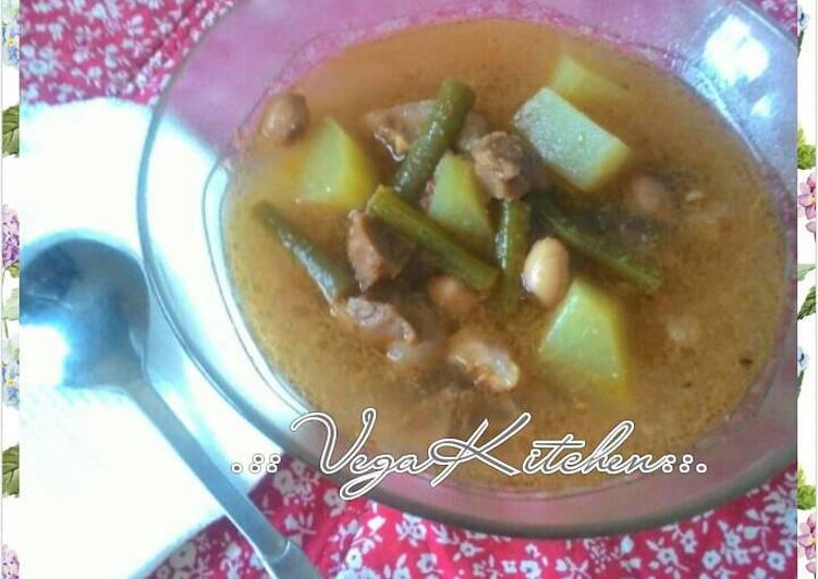 Resep Sayur asem jakarta Karya Vega Kalthum