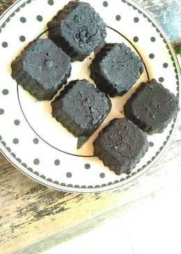 Brownies oreo santan
