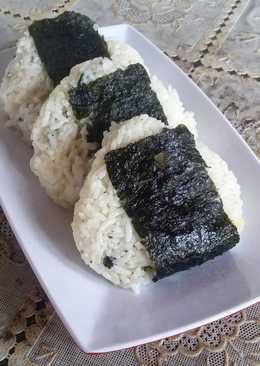 24 resep onigiri tuna mayo enak dan sederhana - Cookpad