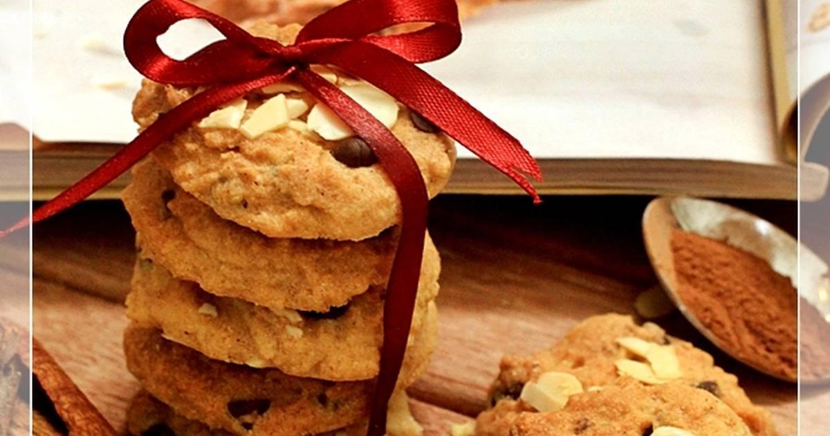 Resep Cinnamon Chocochips Cookies Renyah Recomended
