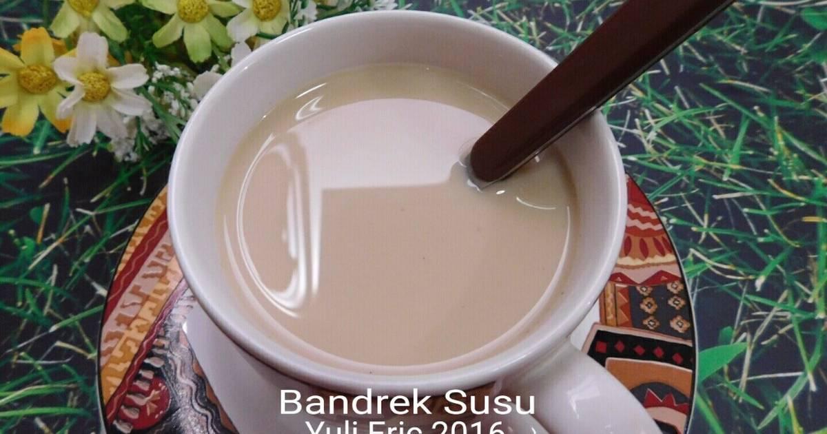 Resep Bansus (Bandrek Susu)