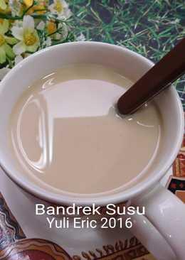 Bansus (Bandrek Susu)