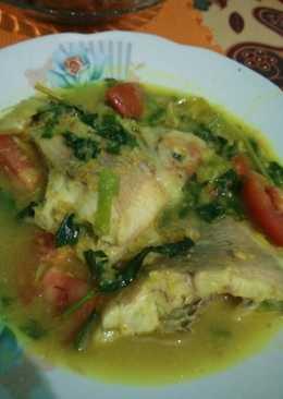 Ikan Nila Kuah Kuning no santan