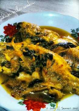 Ikan nila woku