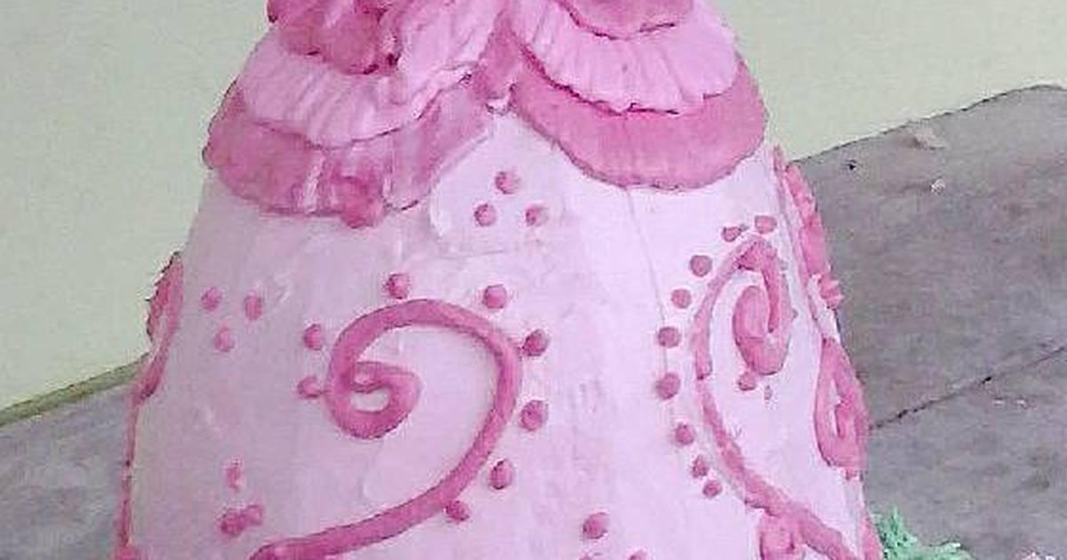 Resep Barbie Butter cake