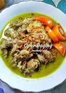Opor Daging