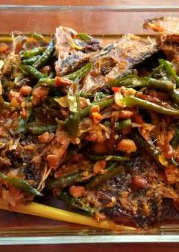 Ikan Nila Tauco Medan Pedas