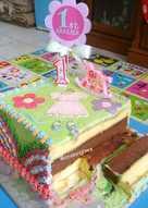 Cake Ultah Basecake Lapis Malang