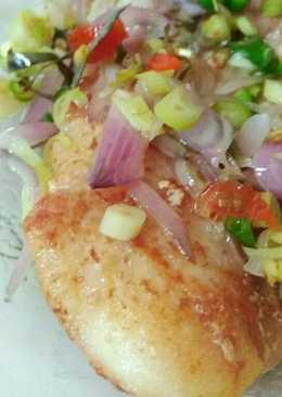 Ikan Dori sambal matah