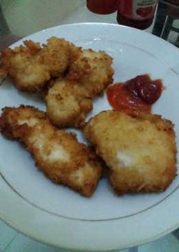Chicken Katsu Praktizz Yummi..