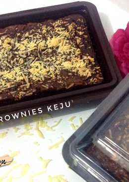 Brownies Keju simple #34
