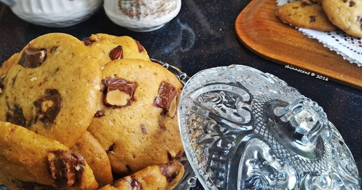 Resep Silverqueen Soft Cookies