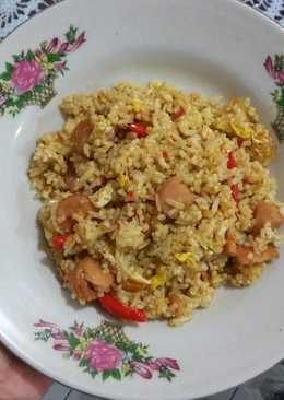 Nasi Goreng bumbu rendang special