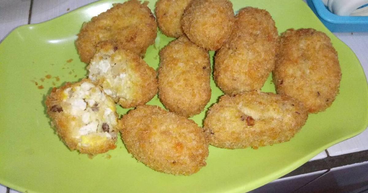 30 resep nugget tahu kuning enak dan sederhana   cookpad