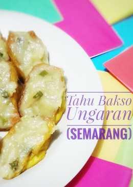 Tahu Bakso Ungaran (Semarang)
