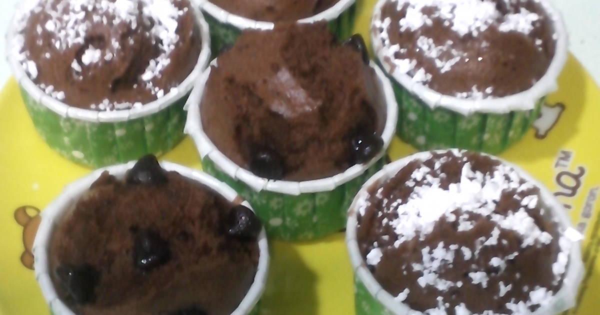 Resep Cup cake kukus