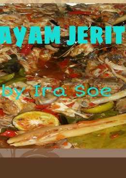 Resep Ayam Suwir Mercon