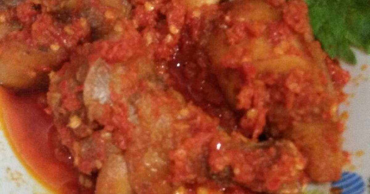 1 343 resep sambal untuk ayam enak dan sederhana   cookpad