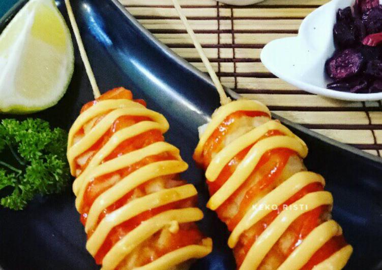 Resep Hotdog Kentang Oleh Keko Risti Cookpad
