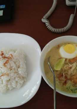 Soto Medan Gurih Simple Nyoiii.