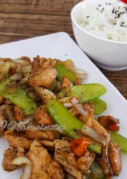 Simply Chicken Teppanyaki