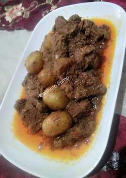 Rendang daging ala ala #BikinRamadhanBerkesan💋