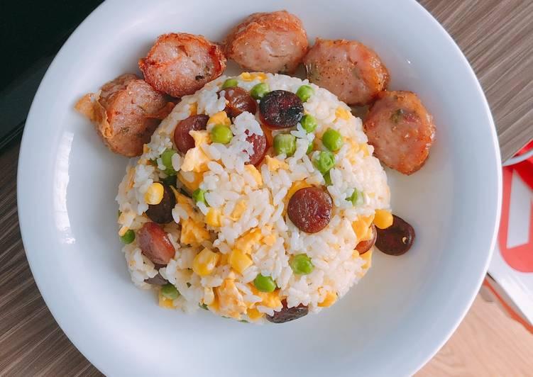 Hongkong fried rice