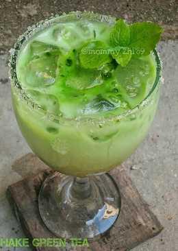 Milkshake Green Tea (#recookMinumanDingin)