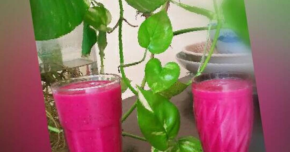 Resep Tutty Fruity Smooties (Mix Fruits Juice)
