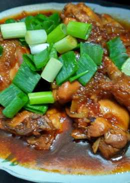 Ayam Kecap Manis