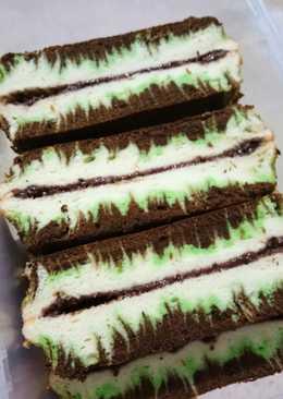 Lapis Chiffon cake