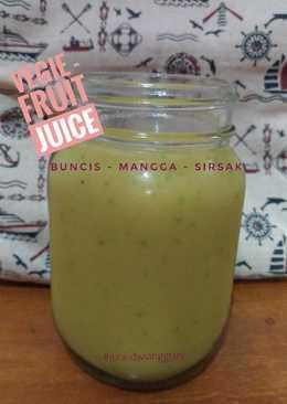 Kumpulan Cara Membuat Juice Buncis Lezat Sambal Embem