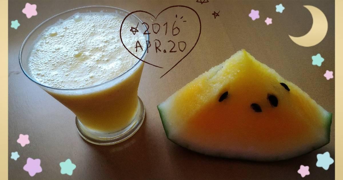 Resep Jus Semangka Lemon