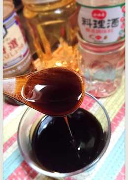 Teriyaki sauce homemade