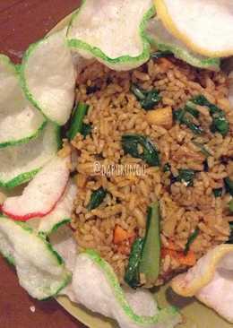 Nasi Goreng Tom Yum Vegan