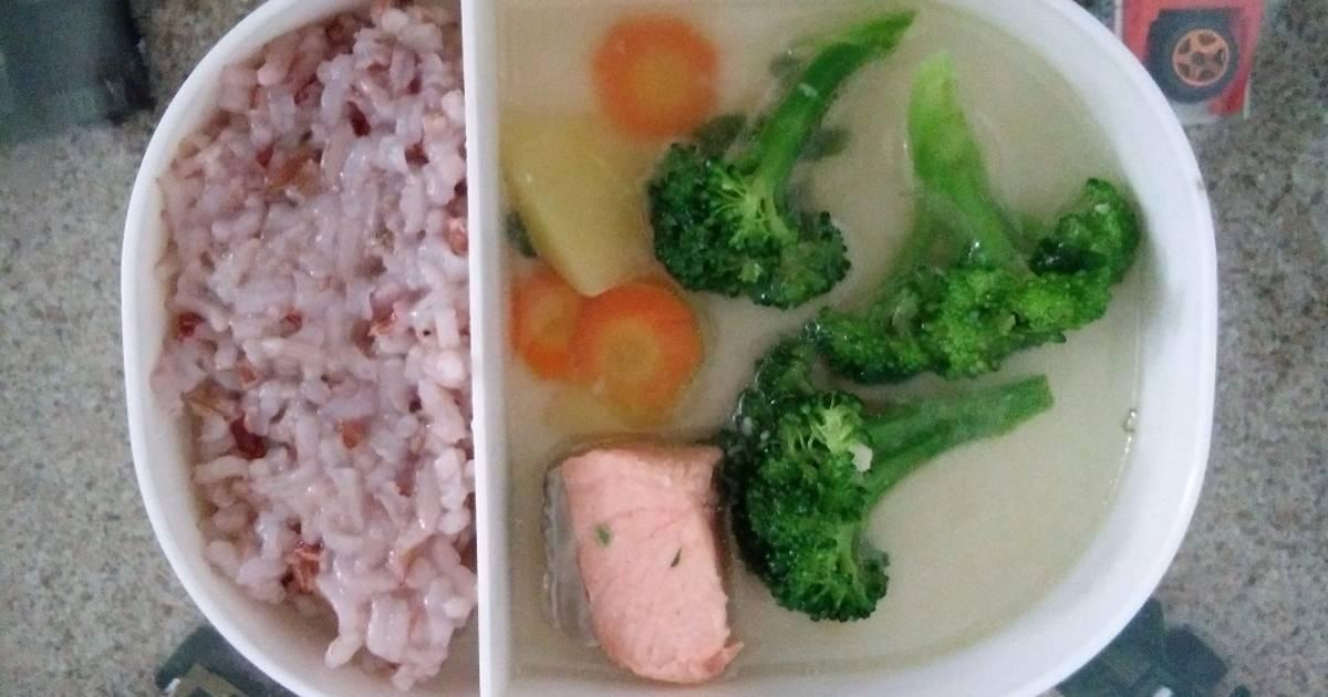 28 Resep Salmon Untuk Balita Enak Dan Sederhana Cookpad