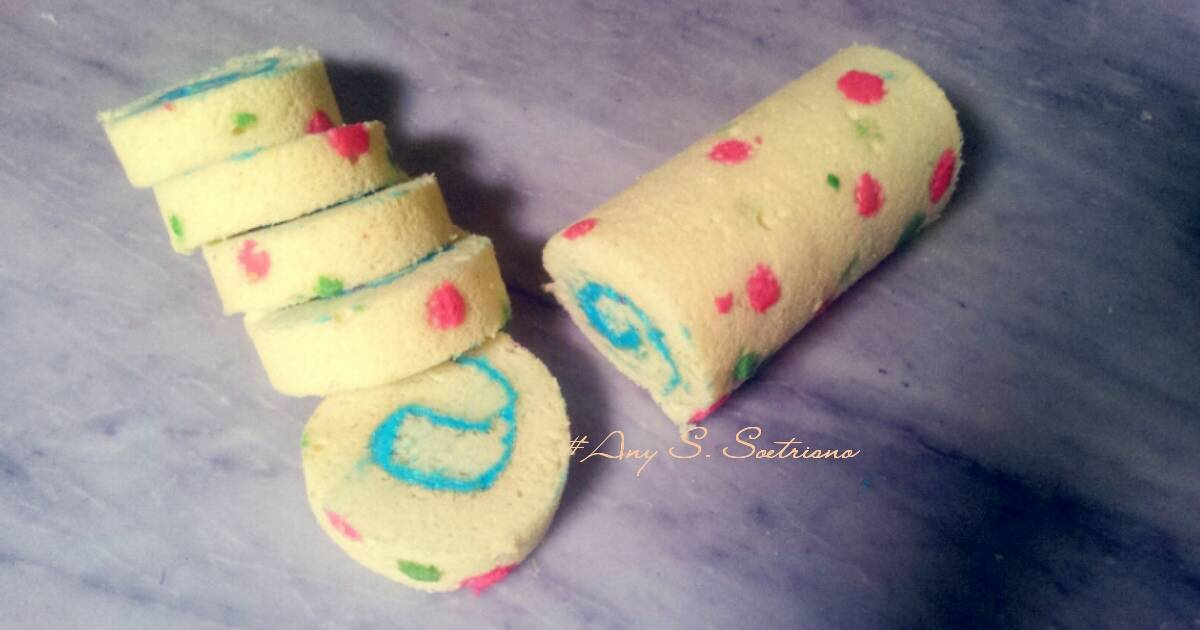 Resep Japanesse Roll Cake