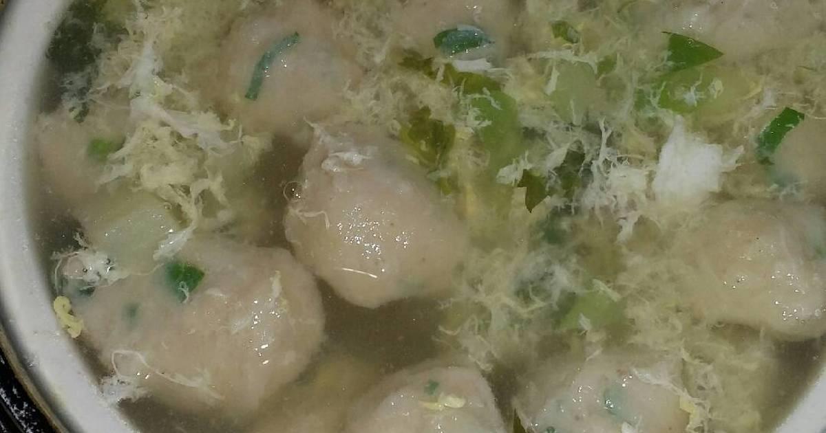 bakso kakap   6 resep   cookpad